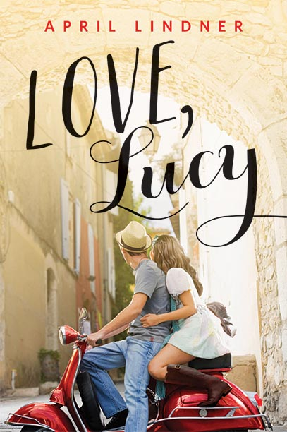 Love Lucy Cover