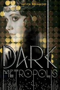 Dark Metropolis - Cover Image - High Res